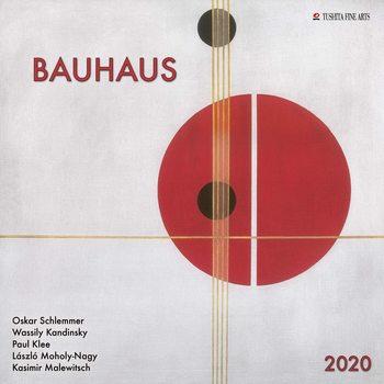 Calendar 2020  Bauhaus