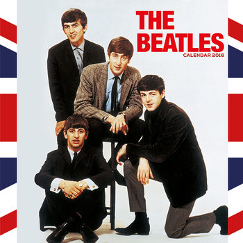 Calendar 2017 Beatles