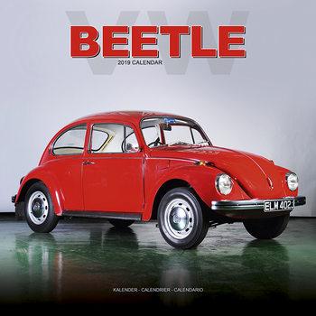 Calendar 2019  Beetle