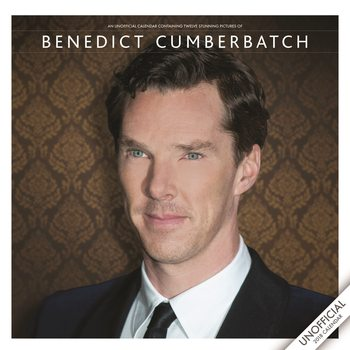 Calendar 2018 Benedict Cumberbatch