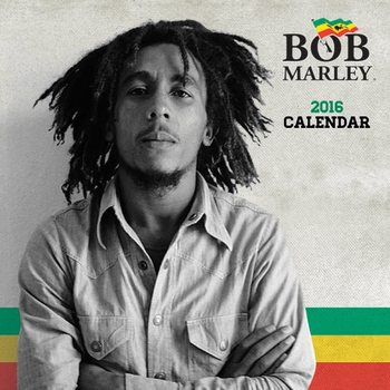 Calendar 2021 Bob Marley