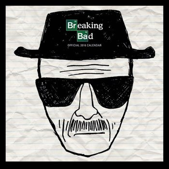 Calendar 2019  Breaking Bad