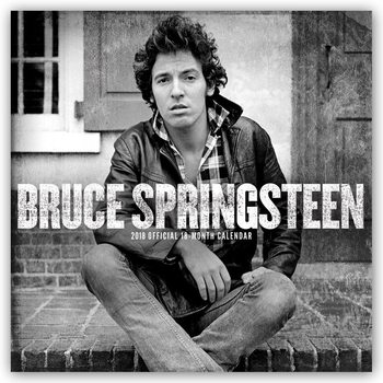 Calendar 2018  Bruce Springsteen