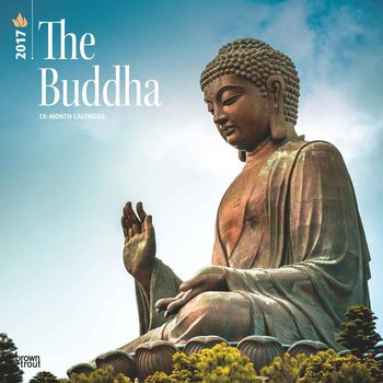 Calendar 2017 Buddha
