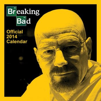 Calendar 2020  Calendar 2014 - BREAKING BAD