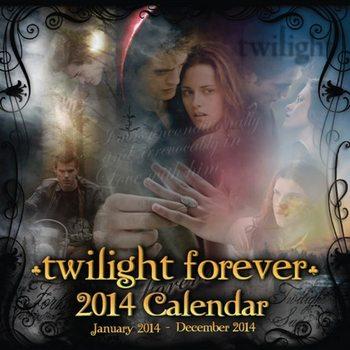 Calendar 2021 Calendar 2014 - TWILIGHT forever
