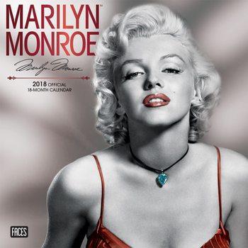 Calendar 2018 Calendar 2018 - Marilyn Monroe