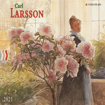 Calendar 2021 Carl Larsson