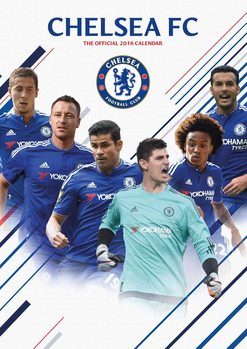 Calendar 2017 Chelsea FC