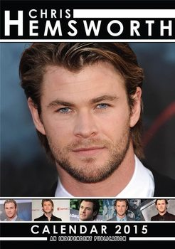 Chris Hemsworth - Calendar 2016