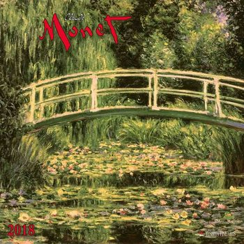 Calendar 2019  Claude Monet