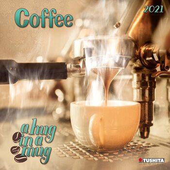 Calendar 2021 Coffee