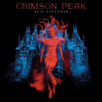 Calendar 2018 Crimson Peak