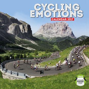 Calendar 2018 Cycling emotions