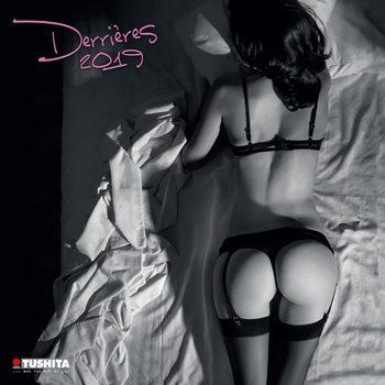 Calendar 2019  Derrieres