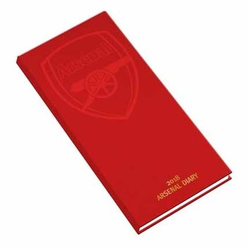 Calendar 2018 Diary Official 2018 - Arsenal