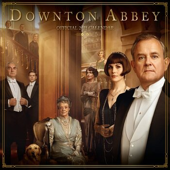 Calendar 2021 Downton Abbey