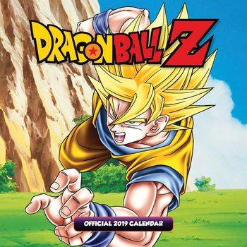 Calendar 2019  Dragon Ball Z