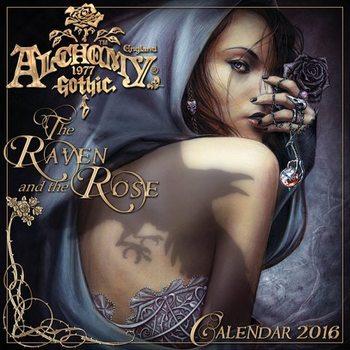 Calendar 2021 Fantasy - Alchemy
