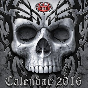 Calendar 2021 Fantasy - Spiral