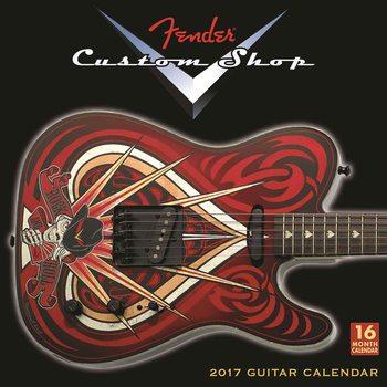Calendar 2020 Fender