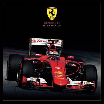 Calendar 2021 Ferrari F1