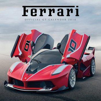 Calendar 2021 Ferrari GT