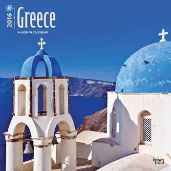 Calendar 2018 Greece