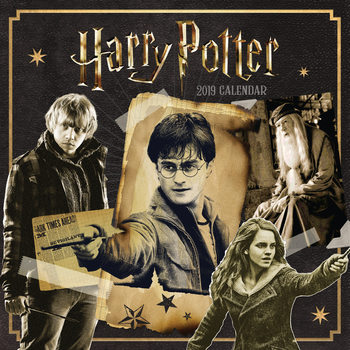 Calendar 2019  Harry Potter
