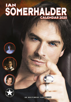 Calendar 2020  Ian Somerhalder