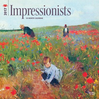 Calendar 2020  Impressionists