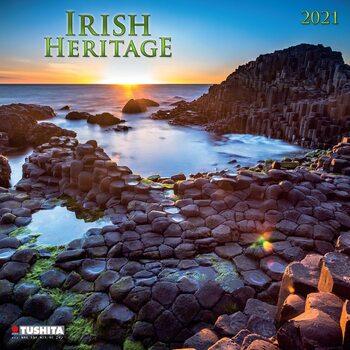 Calendar 2021 Irish Heritage