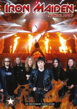 Calendar 2019  Iron Maiden