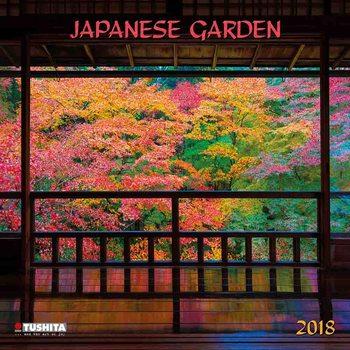 Calendar 2019  Japanese Garden