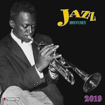 Calendar 2019  Jazz History