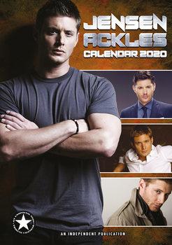 Calendar 2020  Jensen Ackles