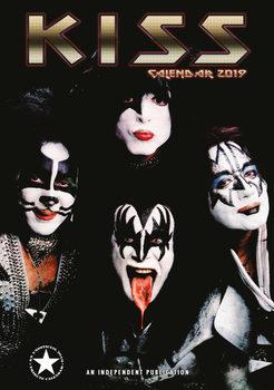 Calendar 2019  Kiss