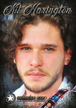 Calendar 2020  Kit Harington
