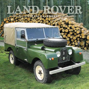 Calendar 2021 Land Rover