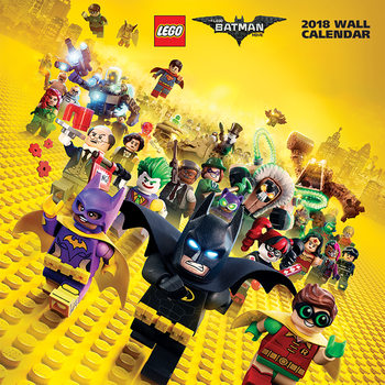 Calendar 2021 Lego Batman
