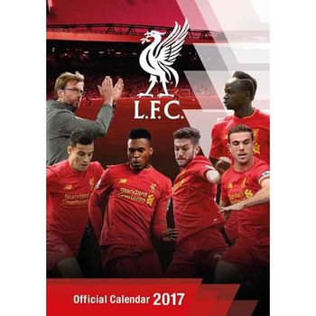 Calendar 2018 Liverpool
