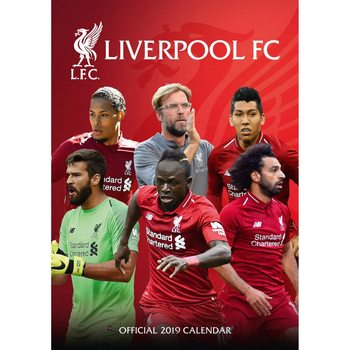 Calendar 2019  Liverpool
