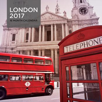 Calendar 2019  London
