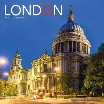 Calendar 2020  London