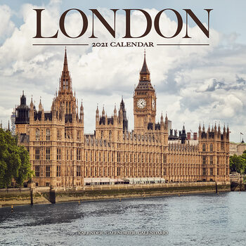 Calendar 2021 London