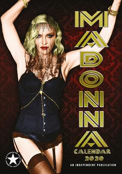 Calendar 2020  Madonna