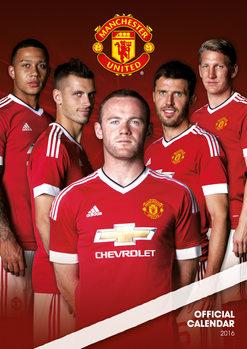 Calendar 2017 Manchester United FC