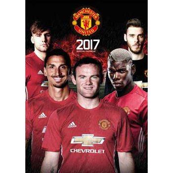 Calendar 2018 Manchester Utd