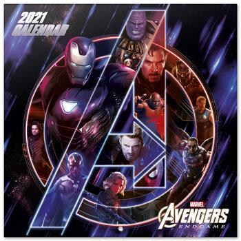 Calendar 2021 Marvel Avengers