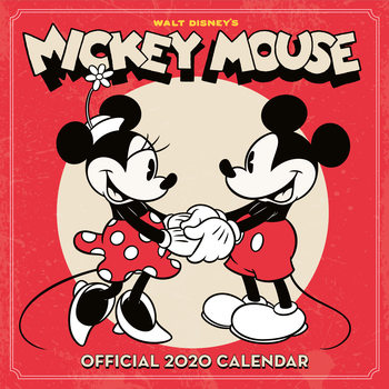Calendar 2020  Mickey Mouse Classic